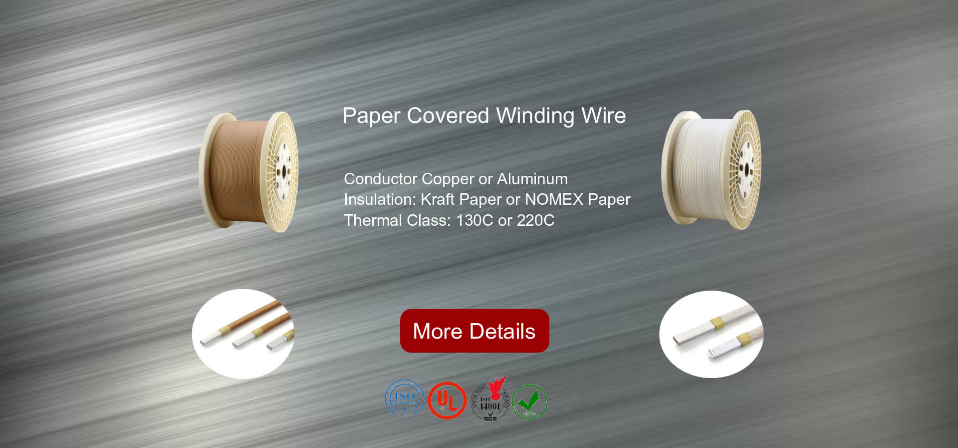 Enamelled Wire, Magnet Wire, Insulated Wire, Flat Wire Factory